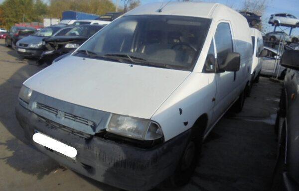 SE VENDE FIAT SCUDO 1300